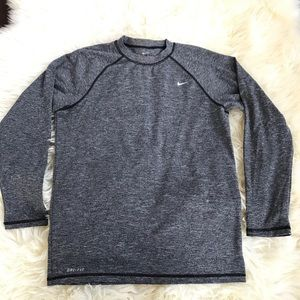 Nike Dri-Fit Long Sleeve Top size Small